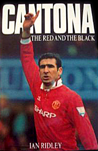 Cantona: The red and the black