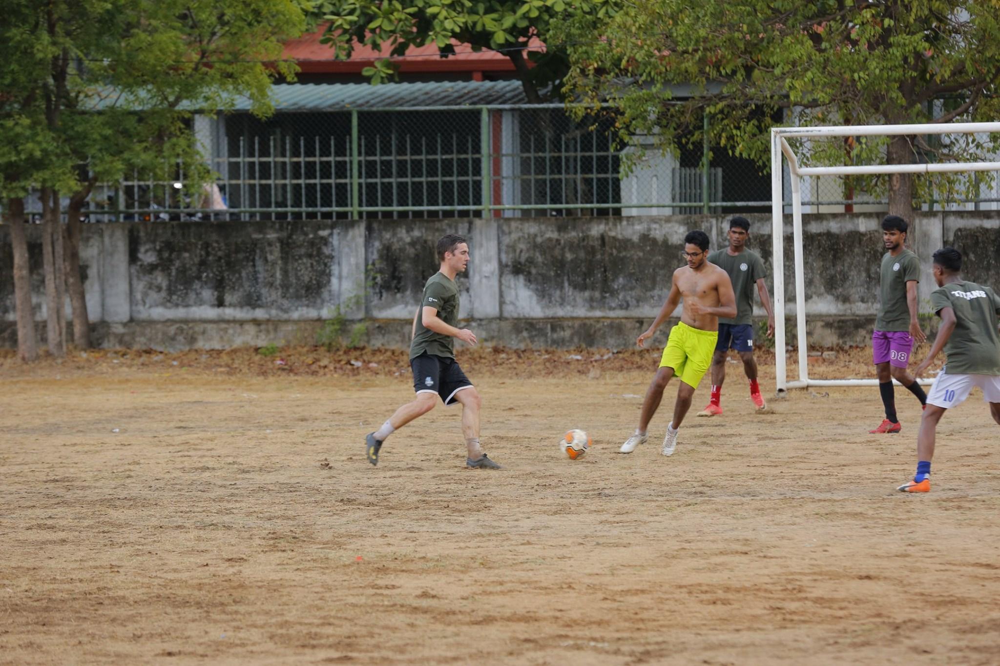 Pro in Sri Lanka: Blog #2