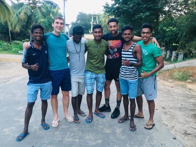 Pro in Sri Lanka: Blog #1